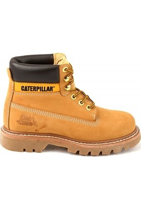 Caterpillar Colorado Honey Nubuk Kadın Bot
