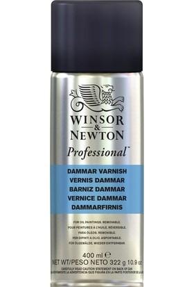 Winsor & Newton Professional Dammar Varnish Sprey Damar Verniği 400 ml
