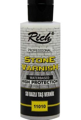Rich Stone Varnısh - Yüksek Korumalı Taş Verniği 120 cc