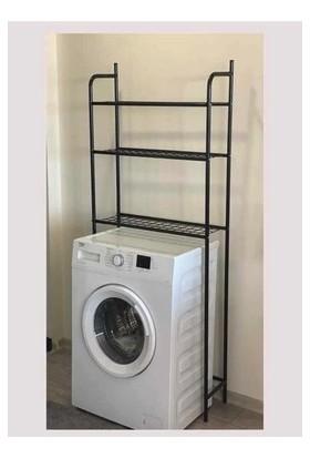 Trendy Home Çamaşır Makinesi Üstü Banyo Düzenleyici Raf
