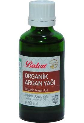 Balen Organik Argan Yağı 50 ml * 3 Adet