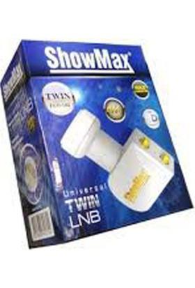 Showmax Ikili Bağımsız Lnb Altın Uçlu