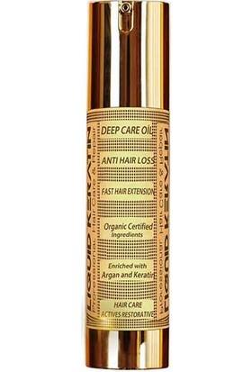 Liquid Keratin Saf Keratin Dip Bakım Yağı 50 ml