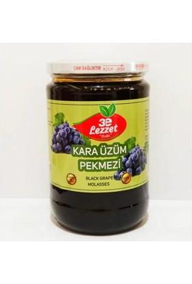 3e Lezzet Gıda Kara Üzüm Pekmezi 800 gr