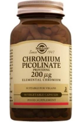 Solgar Chromium Picolinate 90 Kapsül