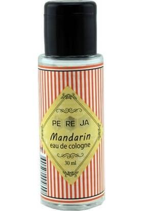 Pereja Mandalina Kolonyası 30 ml Pet Ambalaj