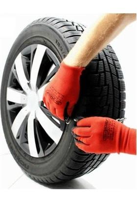 Otozum Mazda 195x65x15 Lastik Ebatlı Pratik Tak Çıkar 10'lu Kar Zinciri