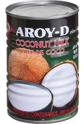 Aroy-D Hindistan Cevizi Sütü 400 ml