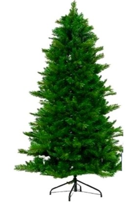 14 Süs Yılbaşı Ağacı Yapay Çam Ağacı 150CM 320 Dal Metal Gövde ve Ayaklı