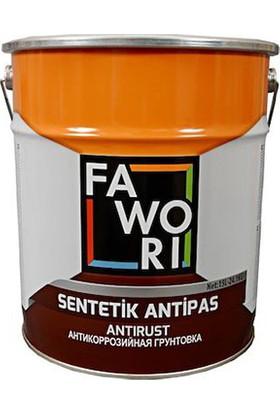 Fawori Sentetik Antipas Boya Gri 0,75 Lt