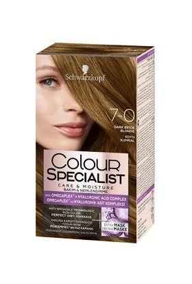 Schwarzkopf Color Specialist 7-0 x2+Saç Boyama Seti