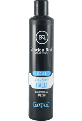 Black & Red Cool Traş Sonrası Balsam 300 ml