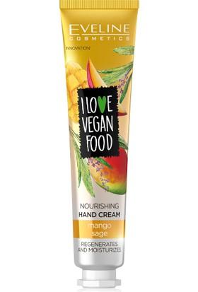 EVELİNE Mango ve Adaçaylı Besleyici Vegan El Kremi