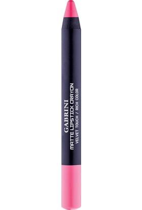 Gabrini Matte Lipstick Crayon