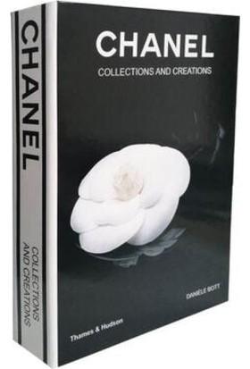 İray Home Decor Chanel Dekoratif Kitap Kutusu Siyah