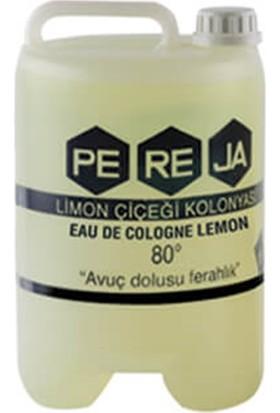 Pereja Limon Çiçeği Kolonyası 3 lt