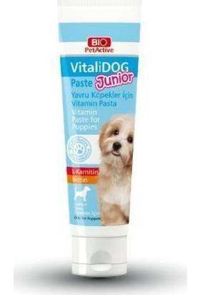 Bio Pet Active Vitalidog Junior Vitamin Paste
