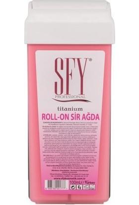 Sfy Roll-On Sir Kartuş Ağda Pink 100 ml