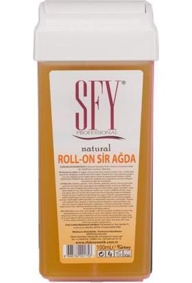 Sfy Roll-On Sir Kartuş Ağda Natural 100 ml