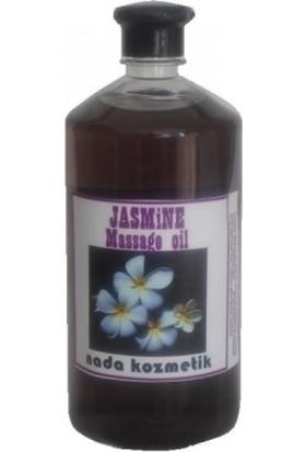 Nada Aromaterapi Rahatlatıcı Yasemin Çiçeği Özlü Esanslı Masaj Yağı 1 lt