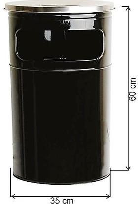 Arı Metal 1106 Kolon Küllük Boyalı 57 L 6 No