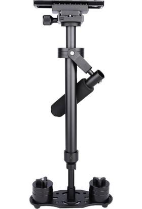 Ayex DSLR Makine ve Video Kameralar için Stabilizer, Steadicam S-60N