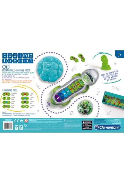 Coding Lab - COKO - Eğitici Timsah Robot