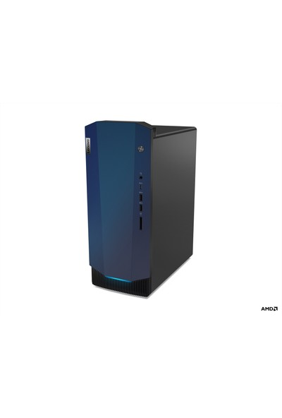 Lenovo IdeaCentre G5 AMD Ryzen 5 3600 8GB 256GB SSD GTX 1650 Super Freedos Masaüstü Bilgisayar 90Q1001MTX