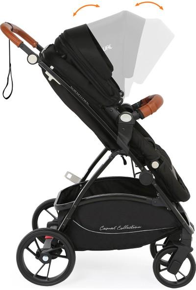 Cadillac Pro Bebek Arabası Siyah