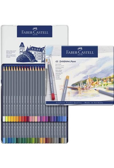 Faber-Castell Goldfaber Aqua Boya Kalemi 48li