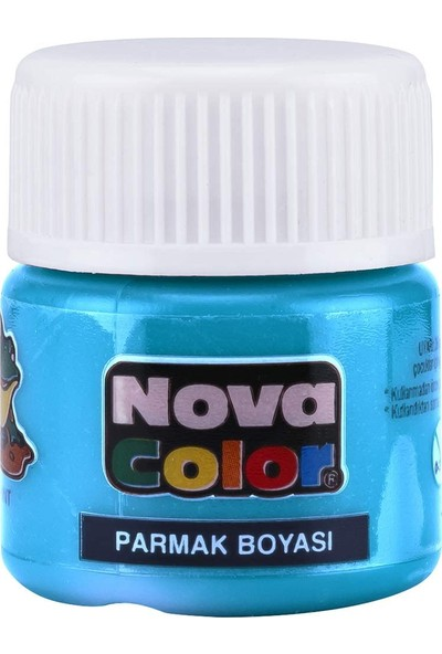 Nova Color Parmak Boya 12'Li Tk Nc-460