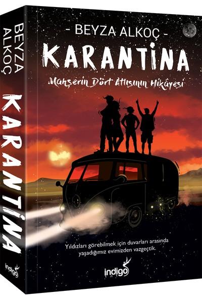 Karantina (Ciltli) - Beyza Alkoç