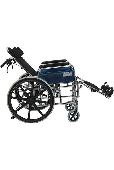 Golfi̇ G-124C Multi Fonksiyonel Çocuk Manuel Tekerlekli Sandalye / Multi Functional Pediatric Manual Wheelchair