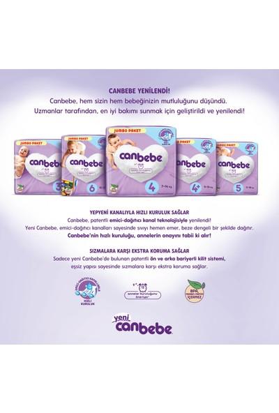 Canbebe 1 Numara Avantaj Yenidoğan Bebek Bezi 2 - 5 kg 2 Paket 80'li