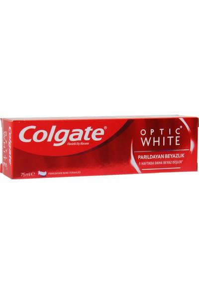 Colgate Optic White Parıldayan Beyazlık 75 ml