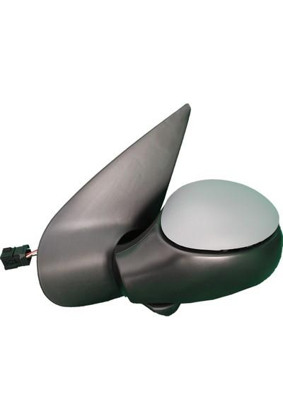 Tyc 206 Dikiz Ayna Elektrikli Isıtmalı Sol (Seyyar Kapaklı)