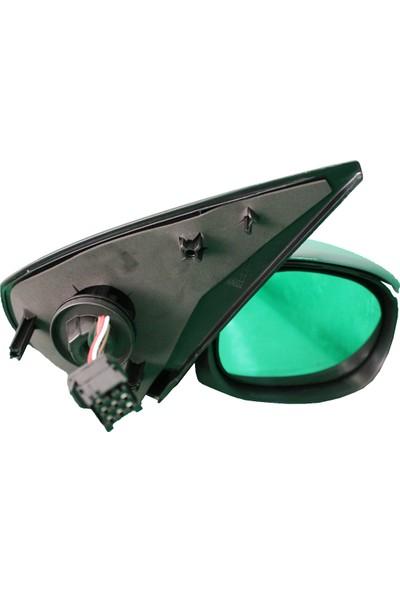 Tyc 206 Dikiz Ayna Elektrikli Isıtmalı Sağ (Seyyar Kapaklı)