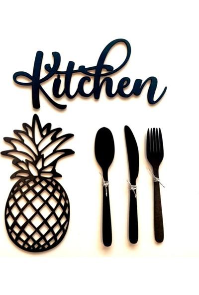 Birebir Gelsin Kıtchen Ananas Mutfak Konsepti