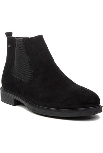 Bigtorres Erkek Siyah Süet Ayakkabı