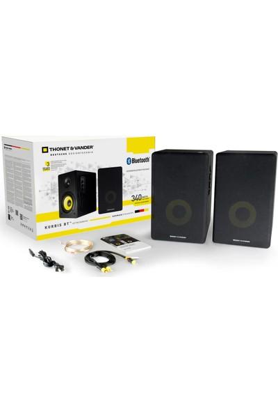 Thonet & Vander Kurbis Bt 2.0 Aktif Raf Tipi Bluetooth Hoparlör