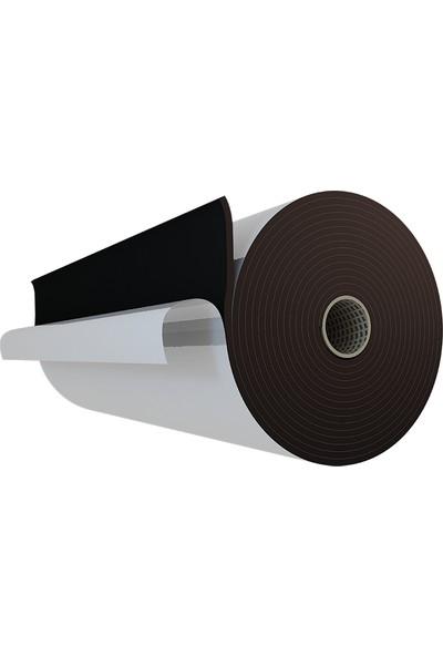 Desibel Akustik Araç-Oto Ses Yalıtım Şiltesi Yapışkanlı - Ip Takviyeli Güçlü Ağ Yapışma Özelliği 9mm 60CM x 2000CM (60CM x 20 Metre ) = 12M²