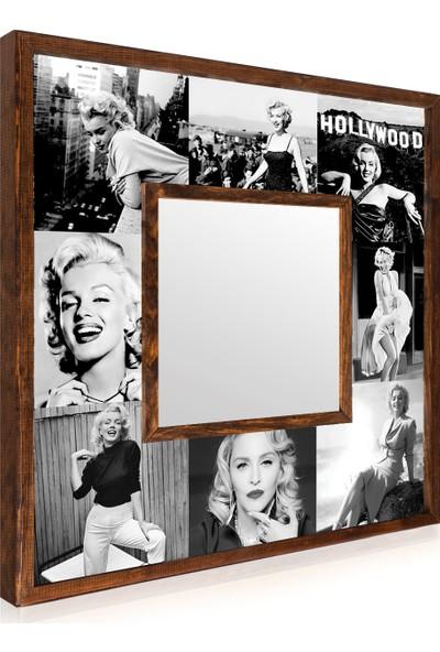 Arti2tr Dekoratif Ayna Marilyn Monroe