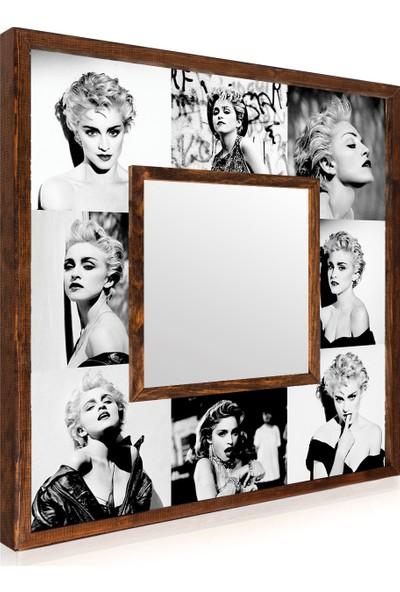 Arti2tr Dekoratif Ayna Madonna