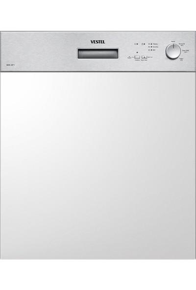 Vestel BMA- 307 I Ankastre Bulaşık Makinesi