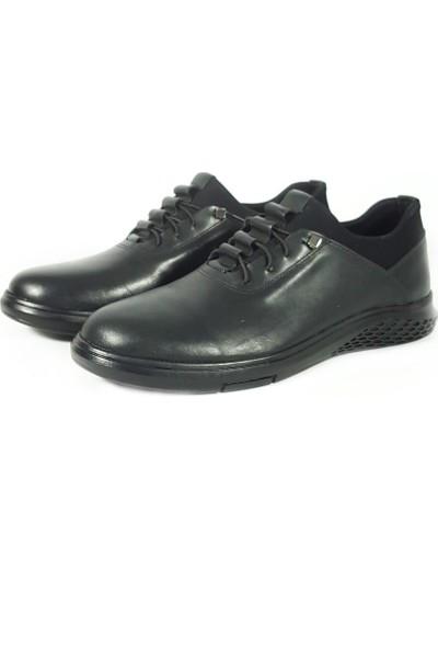 Ertaç Deri Bağcıksız Erkek Ayakkabı