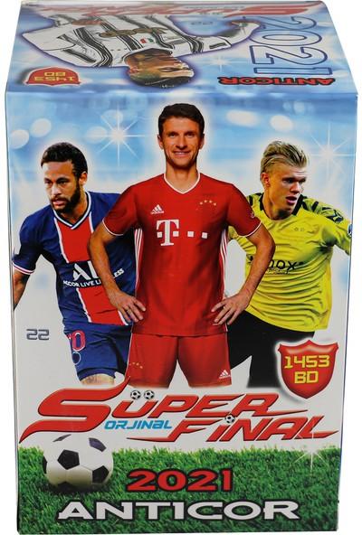 Redro Home Süper Final 2021 Güncel Kadrolu Maxi Boy 450'LI Oyun Kartları