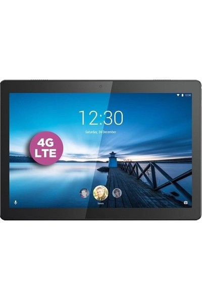 """Lenovo Tab M10 32GB 10.1"""" 4G Tablet ZA5A0012TR"""