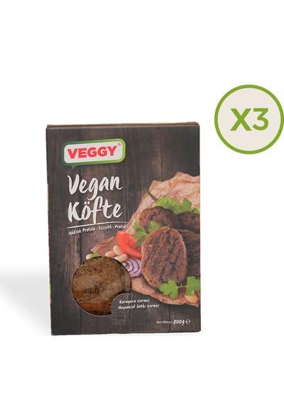 Veggy Vegan Köfte 300 gr x 3 Paket