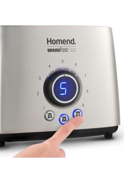 Homend Breadfast 1502H Ekmek Kızartma-