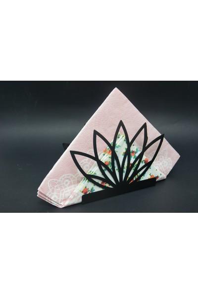 Pnr Yaşam Çiçeği Metal Peçetelik